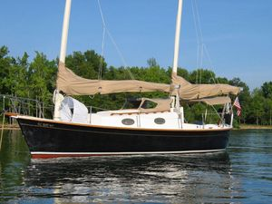 Used Sailboat Sea Pearl Ketch Sailboat For Sale