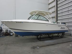 Used Pursuit DC 265 Cruiser Boat For Sale