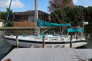 Used Wauquiez 38 Hood Design Sloop Sailboat For Sale