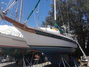 Used Bayfield Cutter Sailboat For Sale