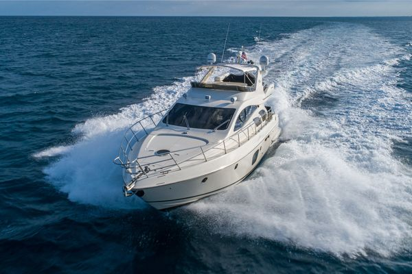 Used Azimut 55E Motor Yacht For Sale