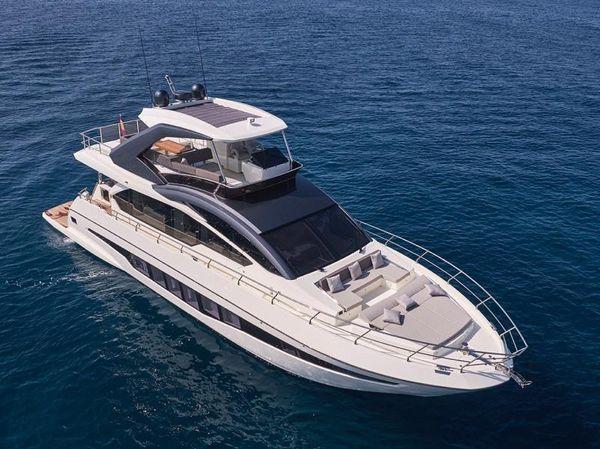 Used Astondoa 66 Fly Motor Yacht For Sale