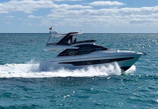 New Astondoa 52 Flybridge Motor Yacht For Sale