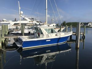 Used Albin 31 Tournament Express Cruiser Boat For Sale