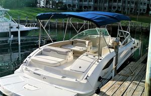Used Sea Ray 300 Sundeck Deck Boat For Sale