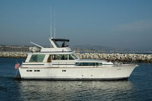 Used Chris Craft Roamer 60' Motor Yacht For Sale