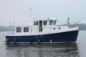 Used American Tug 41 Cruiser Boat For Sale