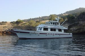 "Used Willard Marine ""65"" Pilothouse Motor Yacht For Sale"