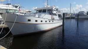 """Used Roughwater """"58"""" Motor Yacht For Sale"""