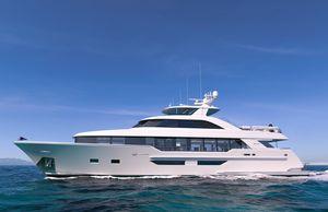 New Westport Tri-deck Motor Yacht For Sale