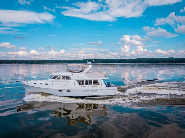 "Used Ocean Alexander ""511 Classico"" Pilothouse Motor Yacht For Sale"