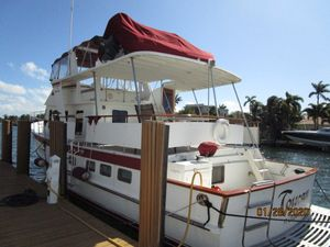 "Used Defever ""49"" CPMY Motor Yacht For Sale"