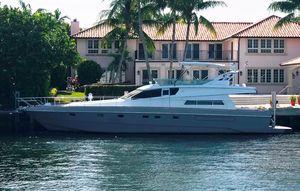 Used Ferretti Yachts 185 Flybridge Motor Yacht For Sale