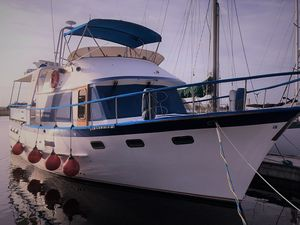 Used Defever Defever44 Trawler Boat For Sale