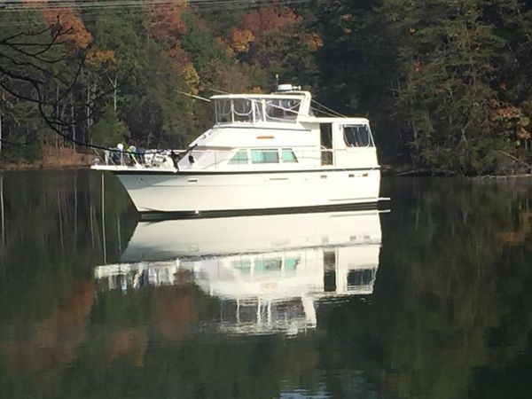 """Used Hatteras """"43"""" Motoryacht Motor Yacht For Sale"""