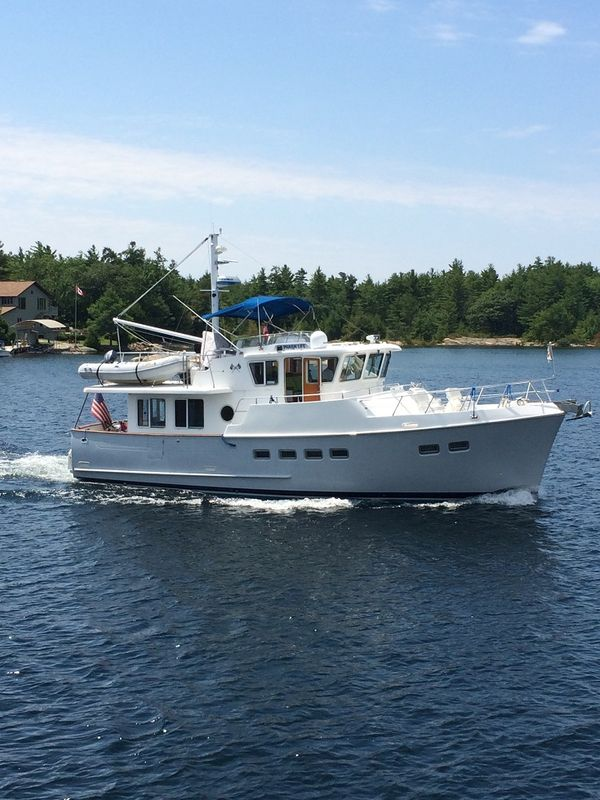 Used Selene Motor Yacht For Sale