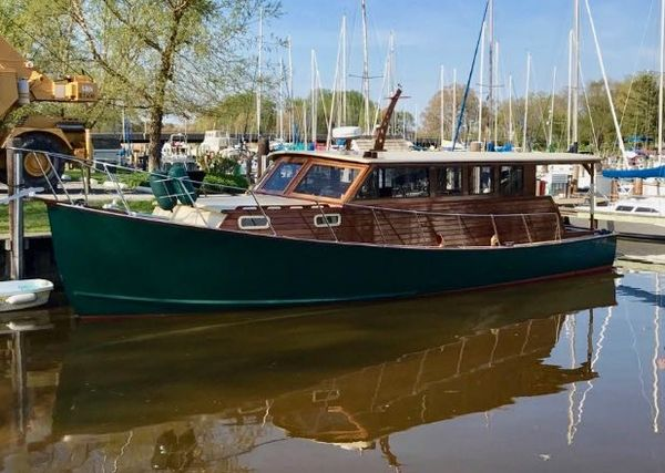 Used Bruno & Stillman Custom 42 Down East Downeast Fishing Boat For Sale