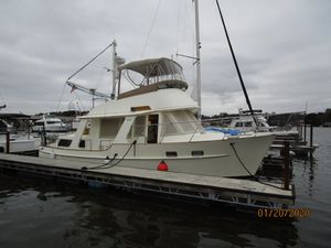 "Used Pacific Seacraft ""38"" Fast Trawler Motor Yacht For Sale"