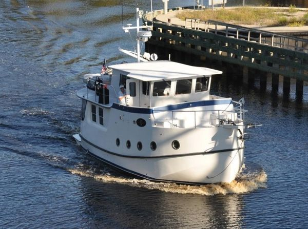 Used Great Harbour GH37 Trawler Boat For Sale