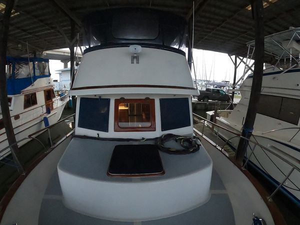 """Used Chb """"37"""" Trawler Boat For Sale"""