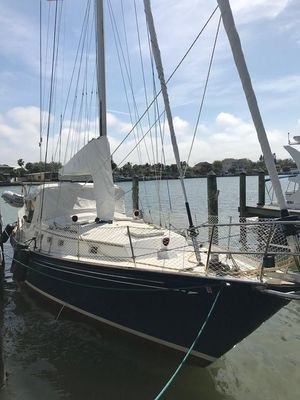 Used Brewer 42 (12.8m) Cutter Sailboat For Sale