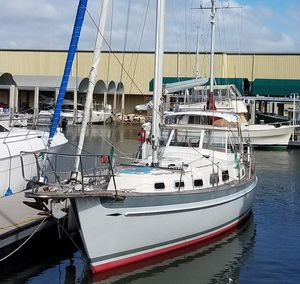 Used Hallberg-Rassy 41 Ketch Cruiser Sailboat For Sale