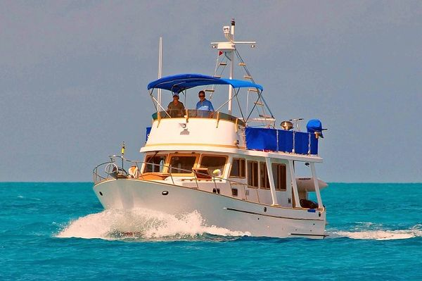 "Used Marine Trader ""36"" Trawler Motor Yacht For Sale"