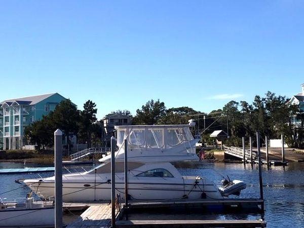 Used Maxum 4100 SCB Flybridge Boat For Sale