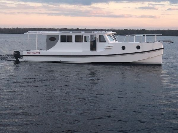 """Used Great Harbour """"tt35"""" Motor Yacht For Sale"""