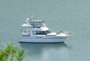Used President Double Cabin Trawler Boat For Sale