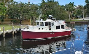 "Used American Tug ""34"" Pilothouse Trawler Motor Yacht For Sale"