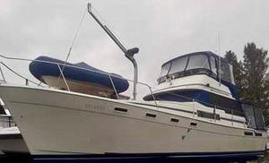Used Bayliner 3870 Motoryacht-long Range Cruiser Motor Yacht For Sale