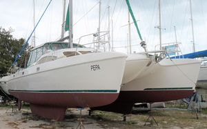 Used Prout 38 Catamaran Sailboat For Sale