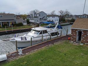 Used Bayliner 4550 Pilothouse Motoryacht Motor Yacht For Sale