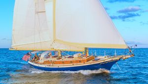 Used Cherubini 48 Schooner Cruiser Sailboat For Sale