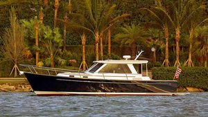 Used Bruckmann Abaco 40 Pilothouse Boat For Sale
