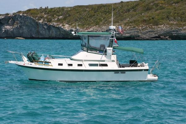 Used Albin 32+2 Command Bridge Motor Yacht For Sale