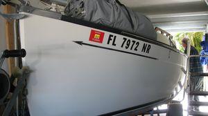 Used Com-Pac Sun Cat Daysailer Sailboat For Sale