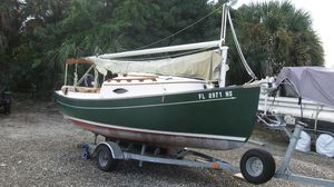 Used Com-Pac Suncat Cruiser Sailboat For Sale