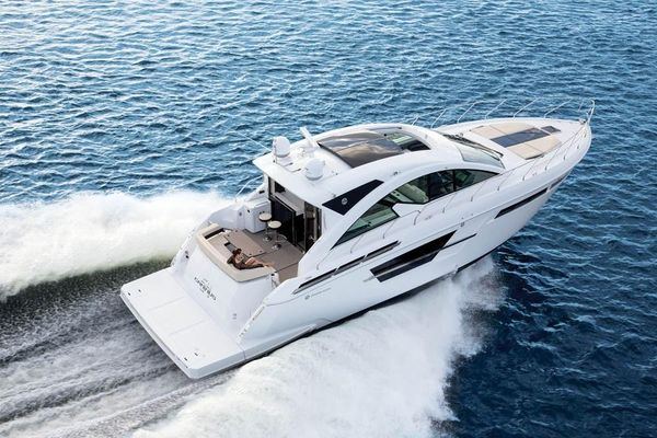 Used Cruisers Yachts 54 Cantius Cruiser Boat For Sale