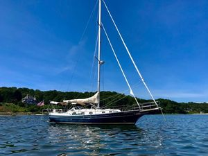 Used Gozzard 37A Cruiser Sailboat For Sale