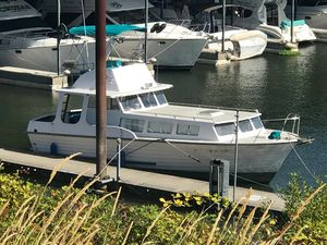 Used Northwest 33' Trawler Boat For Sale