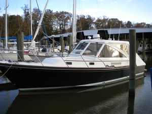 Used Little Harbor Whisperjet 34 Cruiser Boat For Sale