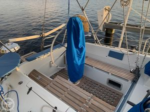 Used Kirie Elite 32 Racer and Cruiser Sailboat For Sale