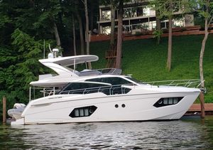Used Absolute 50 Fly Flybridge Boat For Sale