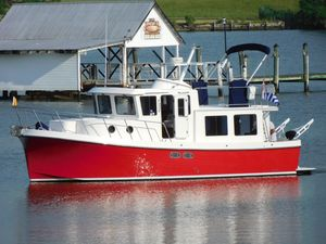 Used American Tug 34 Cruiser Boat For Sale