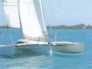 Used Corsair 24 MK-1 - 42 Trimaran Sailboat For Sale