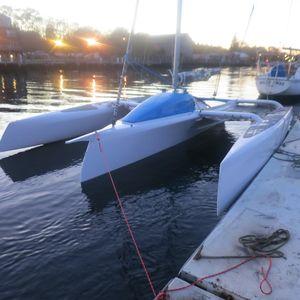Used Corsair Pulse 600 Trimaran Sailboat For Sale