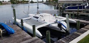 Used Corsair Dash 750mkii Trimaran Sailboat For Sale