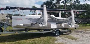 Used Corsair Sprint 760 #408 Trimaran Sailboat For Sale